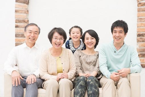 幸せな家族の暮らしが実現する二世帯住宅