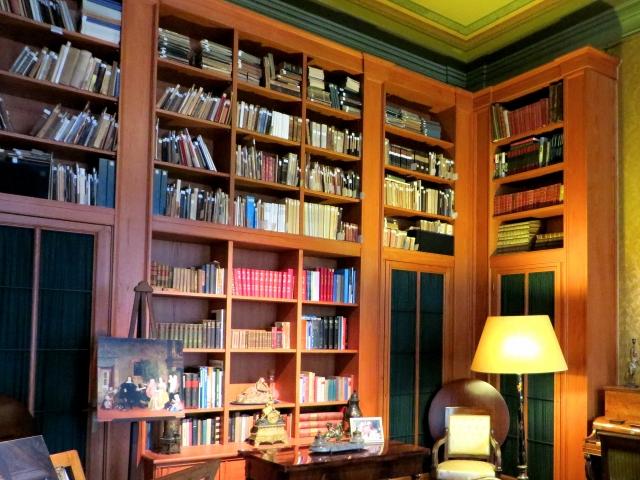 憧れの秘密基地、書斎