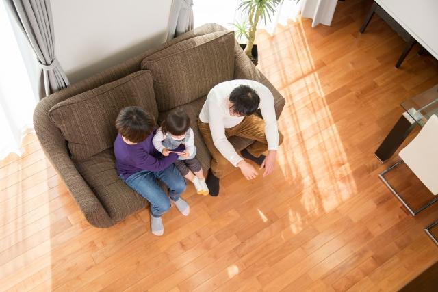 子どもの成長とともに変わる家